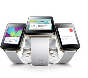 LG выпускает свое первое носимое устройство на Android Wear