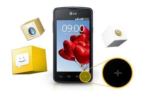 Смартфон LG L50 X145 D221