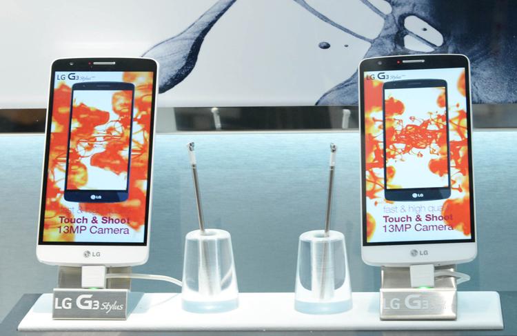 LG G3 Stylus