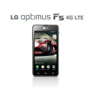 LG Optimus F серия