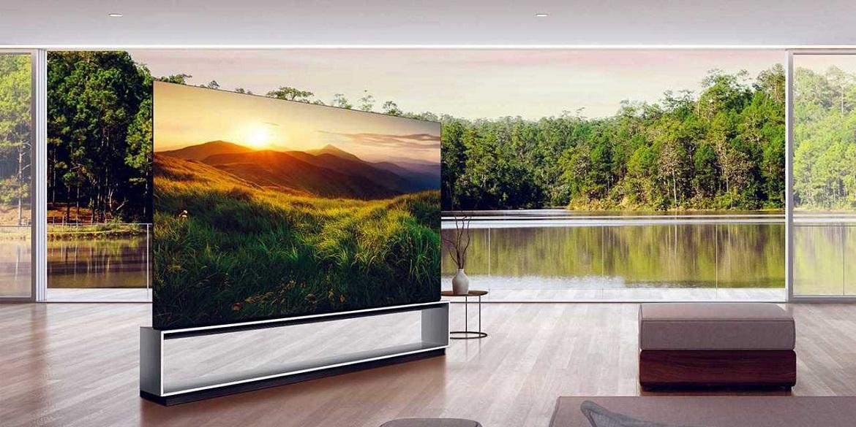 LG REAL 8K TV с процессором DI