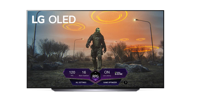 Игры на премиум-телевизорах LG - DOLBY VISION
