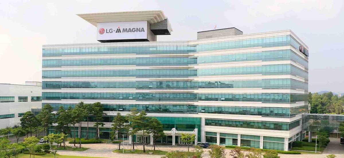 LG и Magna подписывают соглашение о совместном предприятии