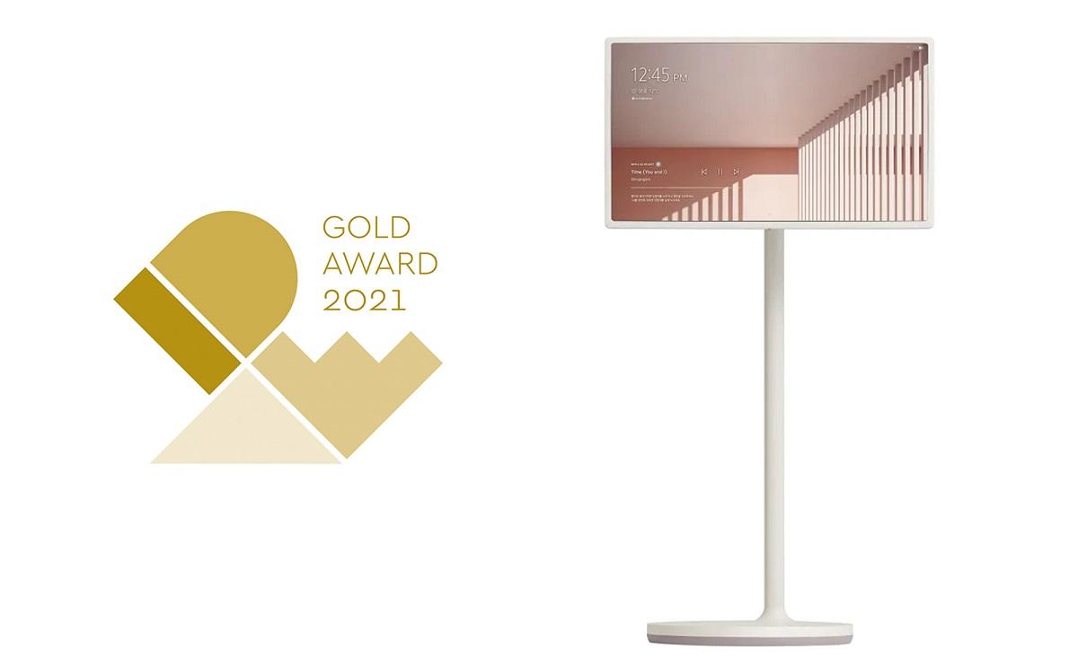 LG в очередной раз была отмечена за выдающиеся достижения в области дизайна продукции на церемонии вручения награды IDEA 2021