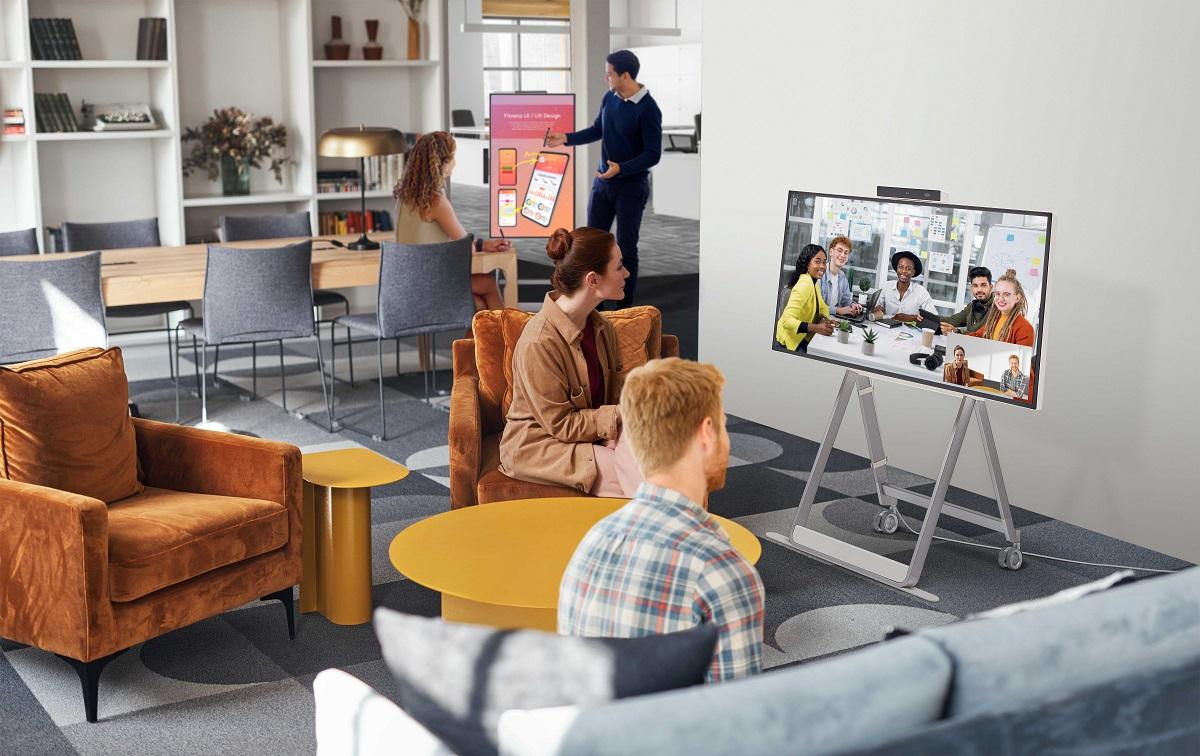 LG One: быстрое коммуникационное решение