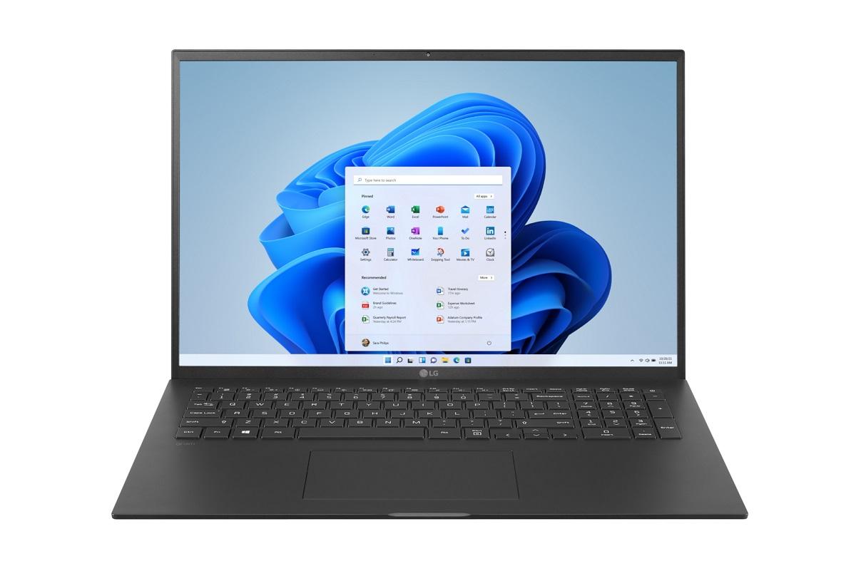 Ноутбуки LG Gram теперь поставляются с Windows 11
